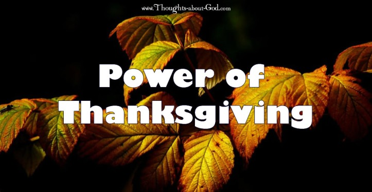 power-thanksgiving